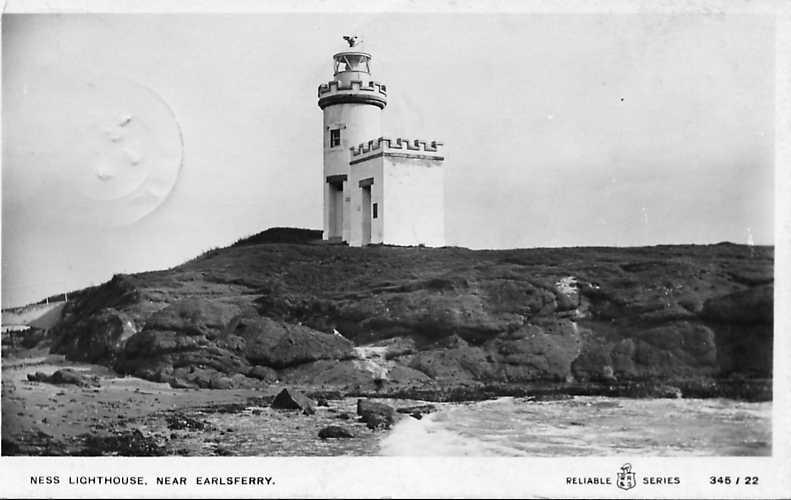 Postmark Elie August 2 1910
